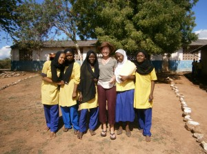 Volunteering in Wasini